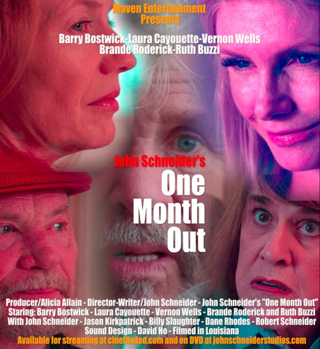 "Alzheimer's Takes Center Stage in John Schneider's Upcoming Film, ""One Month Out"""