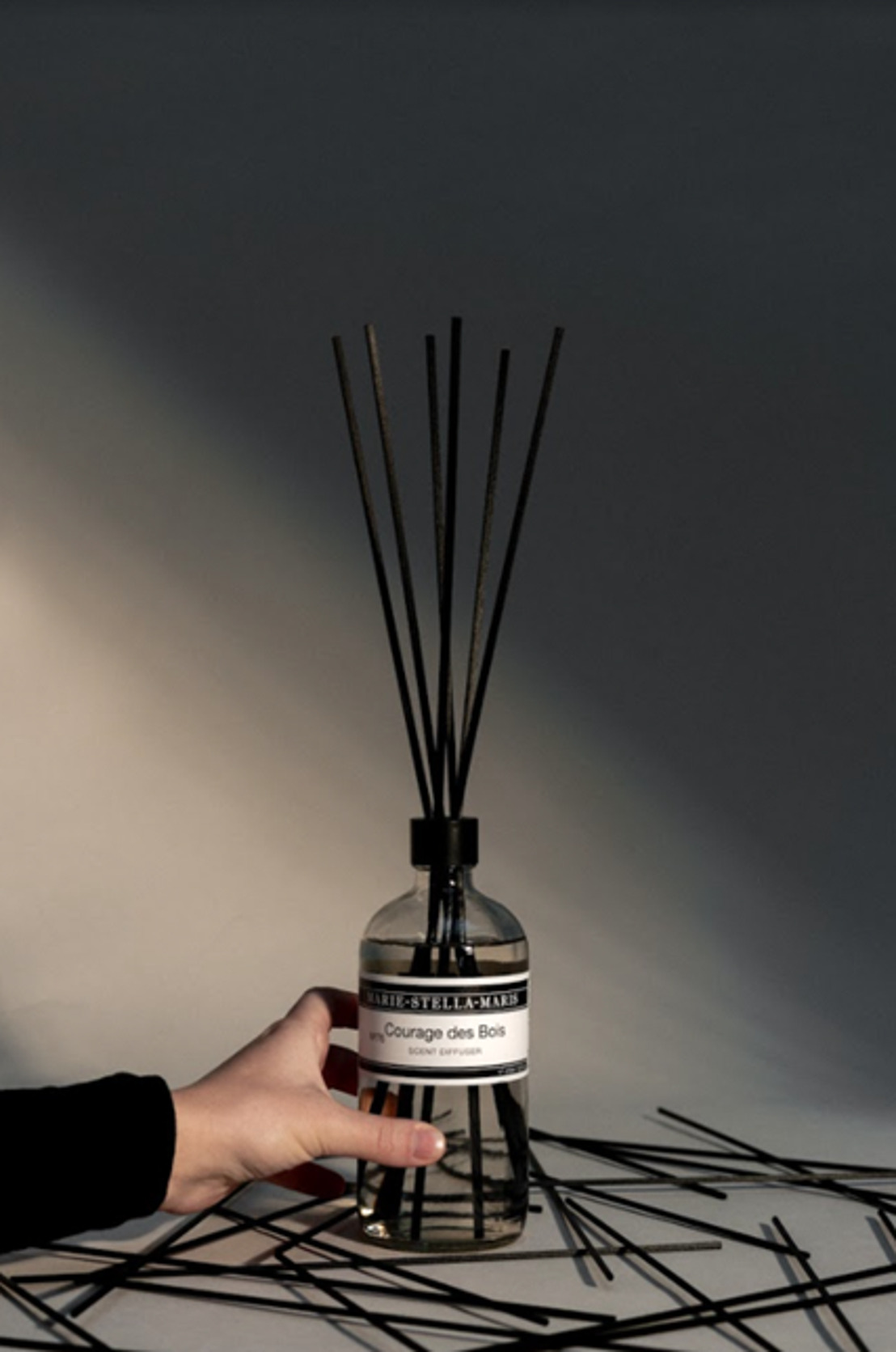 Marie-Stella-Maris lance un nouveau format de diffuseur de parfum