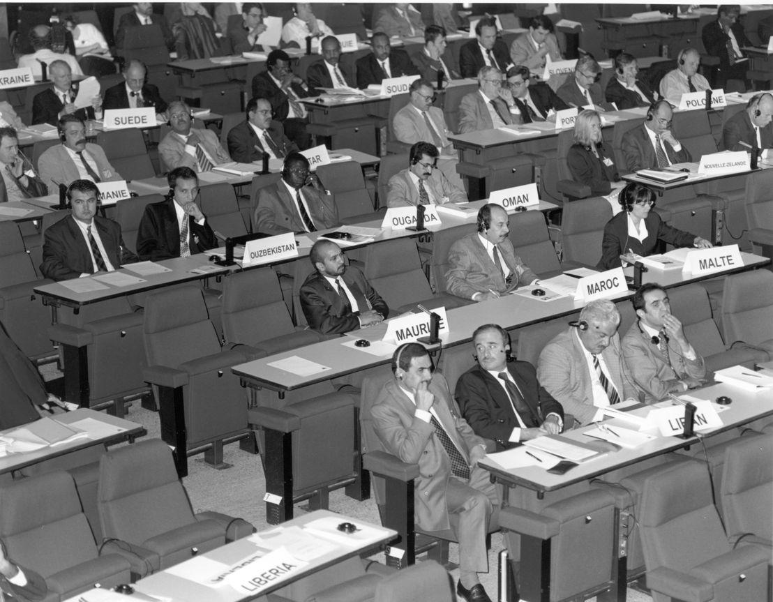 Brussels '97, conference delegates