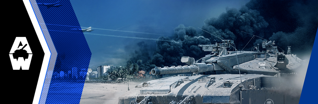 """ARMORED WARFARE EXPANSION """"CARIBBEAN CRISIS"""" AVAILABLE TODAY FOR PLAYSTATION ® 4"""