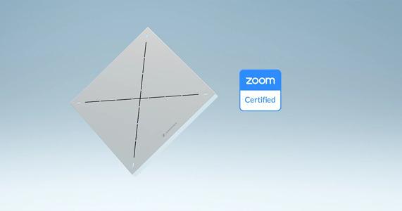Sennheiserin kattomikrofonien Zoom-sertifiointi tuo tapaamisiin entistä enemmän vapautta (haastattelu)