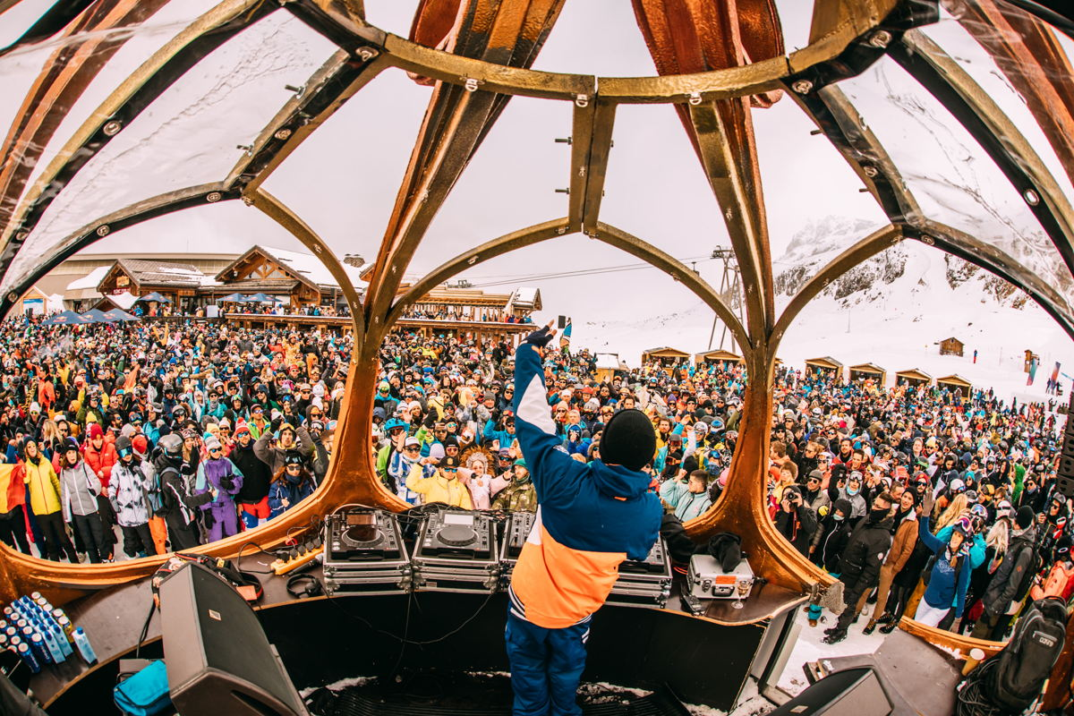 Tomorrowland Winter 2022