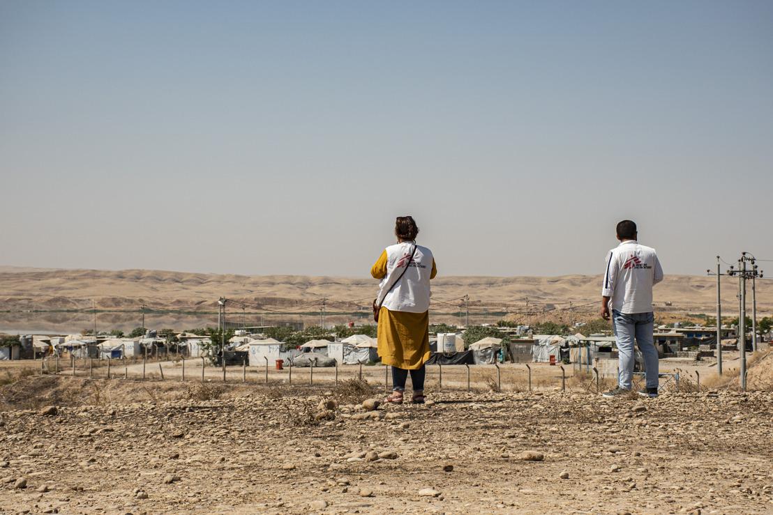 Vertriebene in Khanaqin: Rückkehr unmöglich