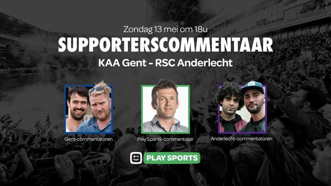 """KAA Gent – RSC Anderlecht: prestigeslag belooft """"de shit"""" te worden op het veld én in de commentaarbox"""