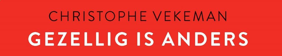 Christophe Vekeman neemt de fakkel over van Ish Ait Hamou en schrijft tweede novelle voor Te Gek!?