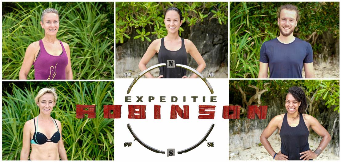 Ontdek hier de eerste kandidaten van Expeditie Robinson