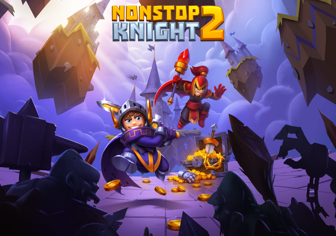 Gear up! Nonstop Knight 2 launches on the App Store and Google Play