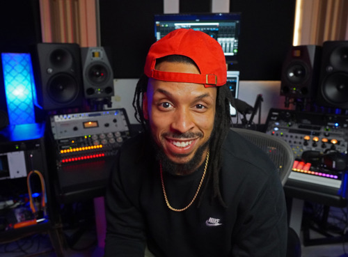 YouTube Audio Instructor Wavy Wayne on his Journey from Student to Master,and Moving 'Outside the Box' with Flock Audio's PATCH