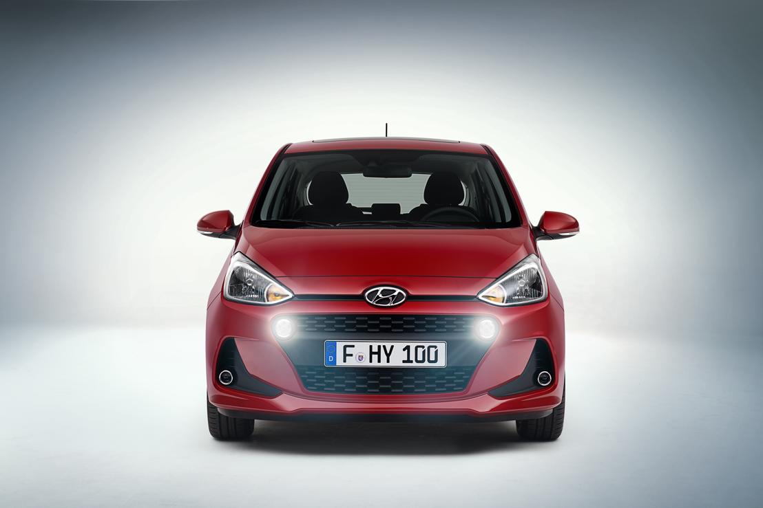 New Hyundai i10