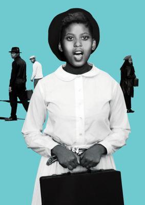 Milked Voice by Slindile Mthembu