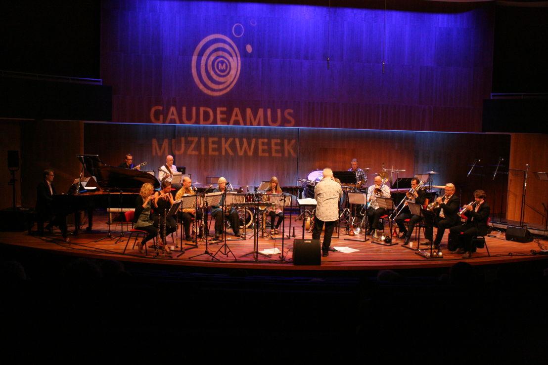 Gaudeamus Muziekweek in TivoliVredenburg Hertz - Foto: Co Broerse