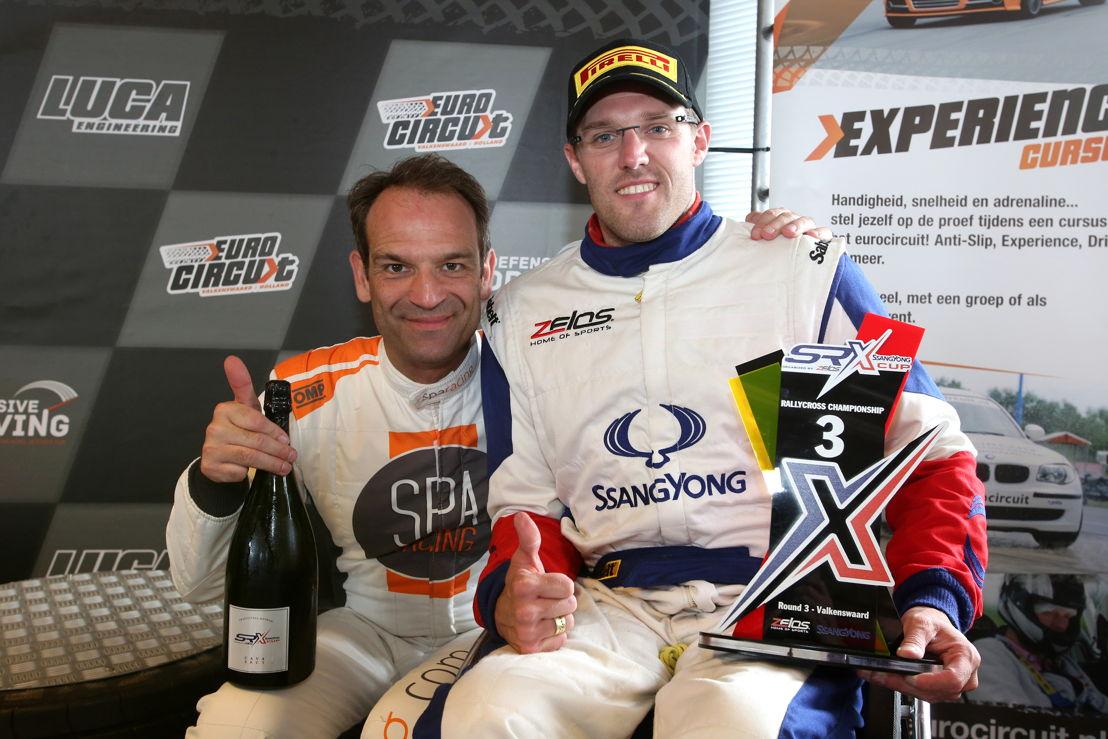 X-RAIDS RACING : Patrick Dupont & Nigel Bailly