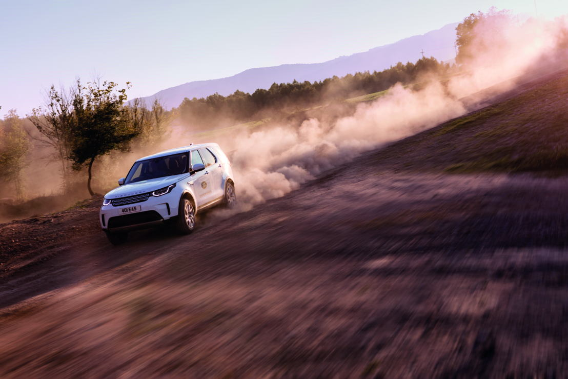 Land Rover Experience - Discovery - Namibia