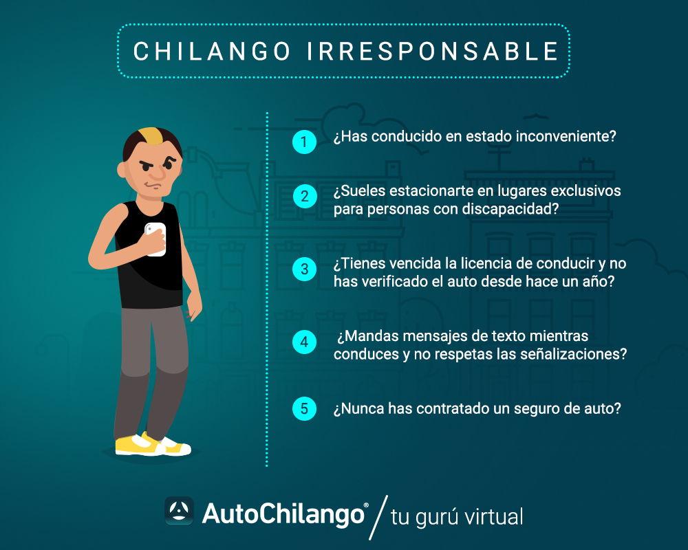 Chilango Irresponsable