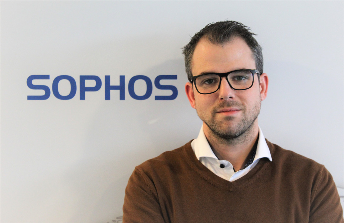 Wim Feyen nieuwe Marketing Manager Sophos Benelux