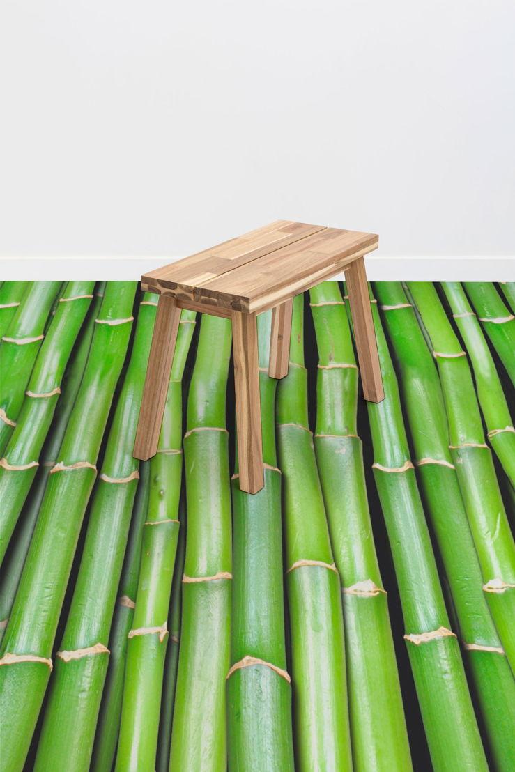 Bamboo |   <br/>Bamboo Effect Vinyl Flooring