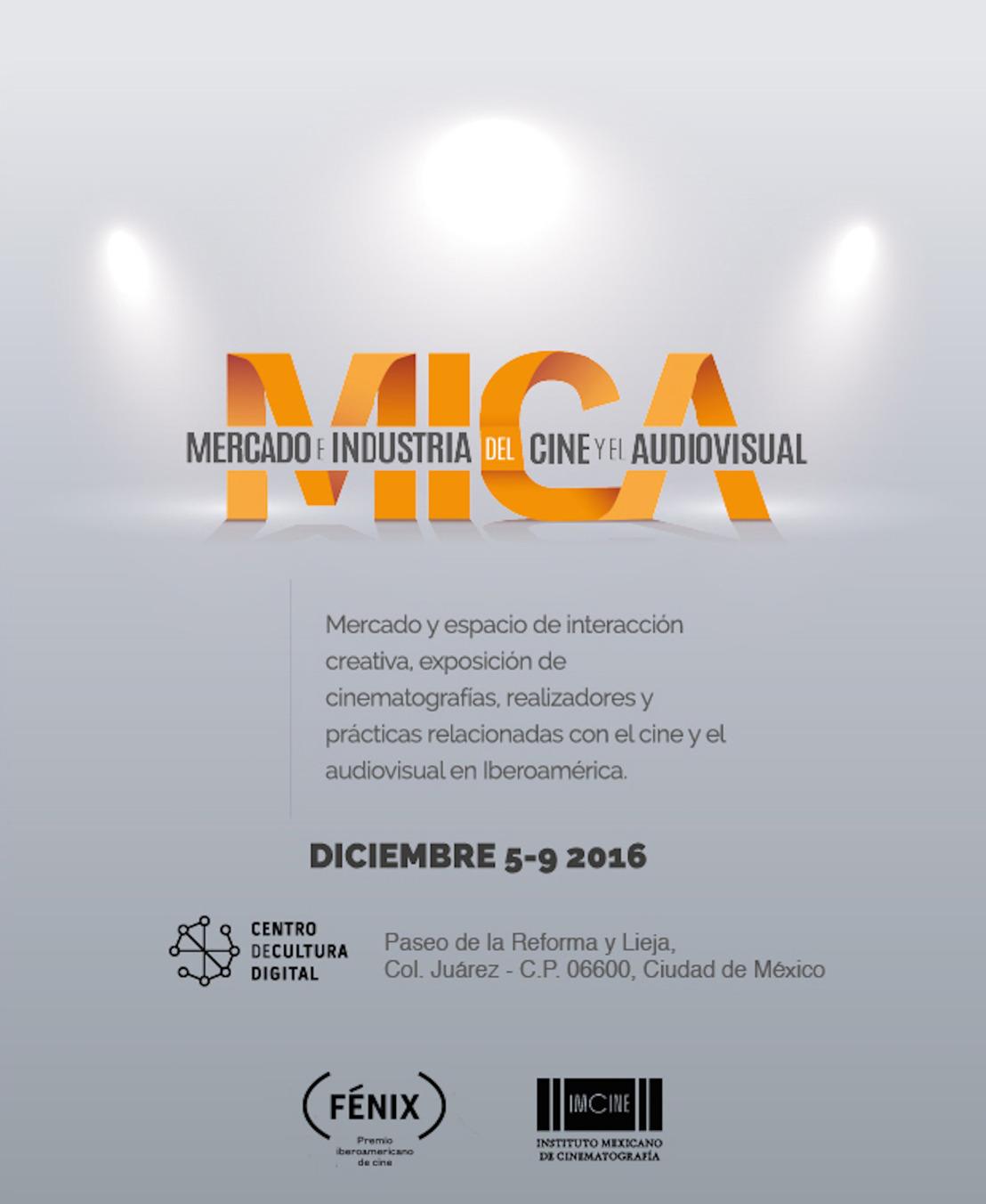 LA 1ª EDICIÓN DEL MERCADO E INDUSTRIA DEL CINE Y EL AUDIOVISUAL CONCLUYE EXITOSAMENTE