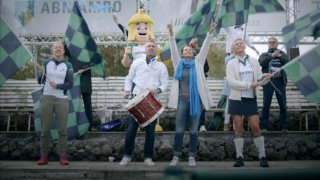 De luidste supporterstribune