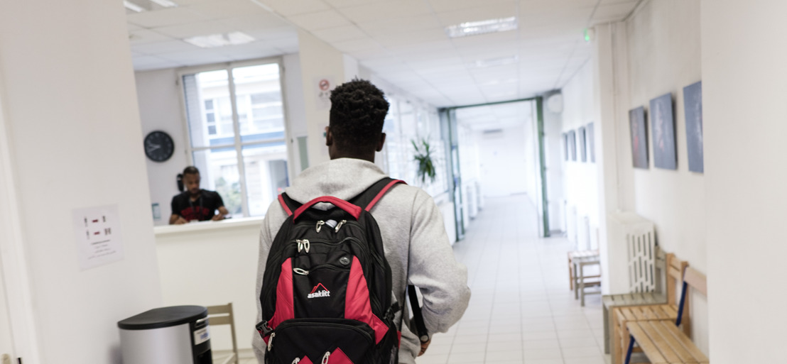 France: Unaccompanied minors excluded and traumatised
