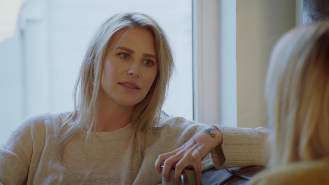 Kat Kerkhofs praat met Allison Scott over hoe zij omging met het bedrog van Sean