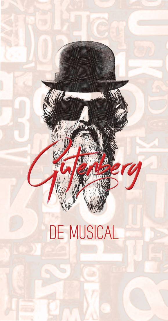 Gutenberg! de musical(c)muziektheater Promitheus