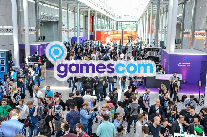 Preview: My.com: Terminvergabe für die gamescom 2018 - Stand A030 in Halle 4.1