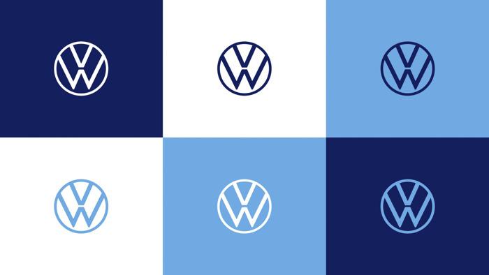 Volkswagen dévoile sa nouvelle image de marque et son nouveau logo