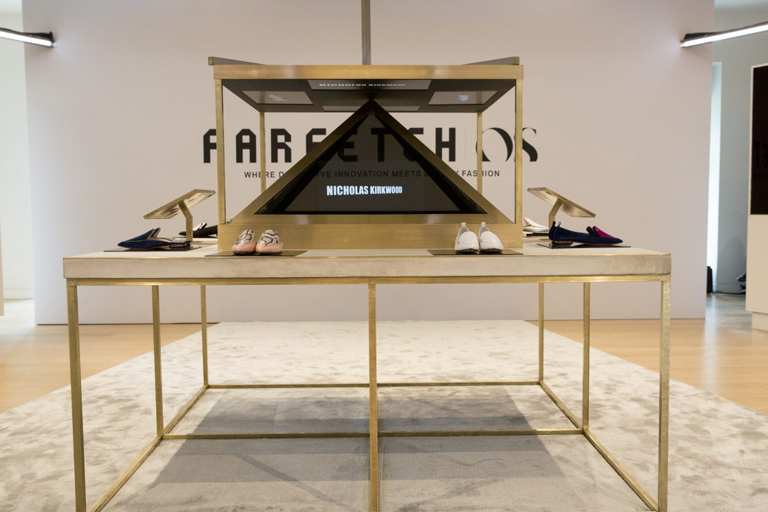 FarfetchOS - Store of The Future - Customisation