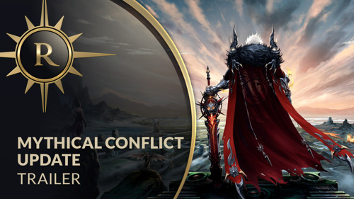 MYTHICAL CONFLICT EXPANSION BRINGS MOBA MODE TO REVELATION ONLINE