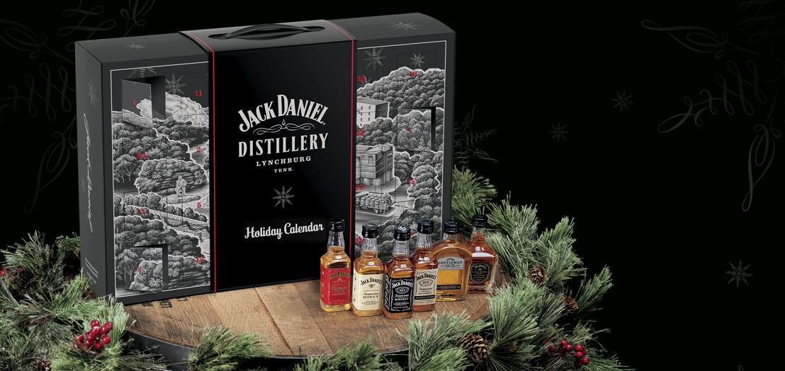 El regalo perfecto no exis… el calendario de Jack Daniel's ya está disponible en México