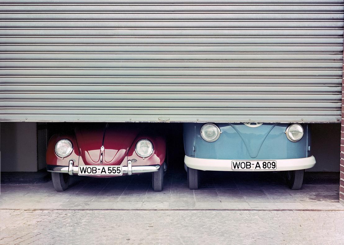 Van Kever-constructeur tot wereldwijde mobiliteitsaanbieder: de Volkswagen-groep democratiseert al 80 jaar de mobiliteit