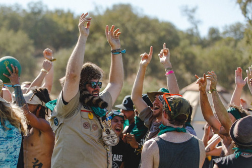 Dirtybird Campout West Announces 50+ Games and Activities for October 5-7 Event at Modesto Reservoir Campgrounds In Central California