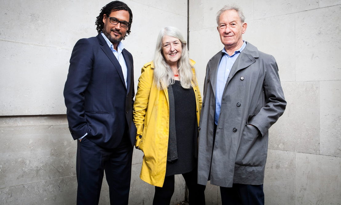 Civilisations - David Olusoga, Mary Beard, Simon Schama - (c) BBC