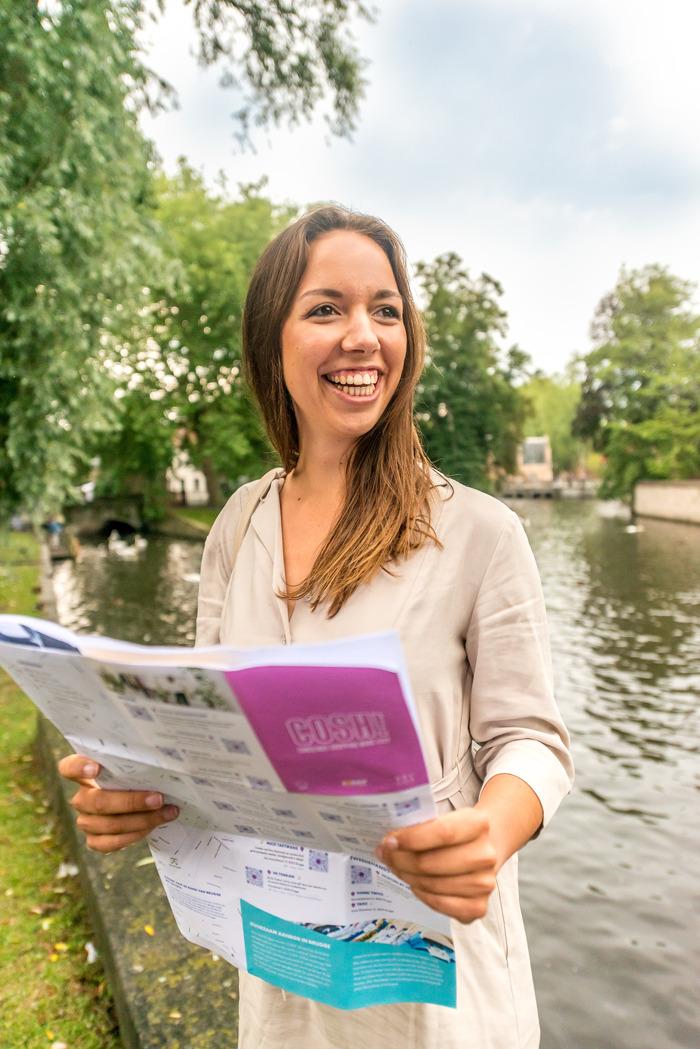 Brugge pakt uit met eerste duurzame COSH! shopping zoektocht