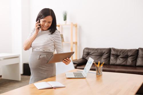 Zwangerschap en je job