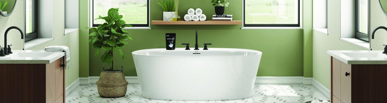 Jacuzzi Luxury Bath announces distribution agreement with Ferguson