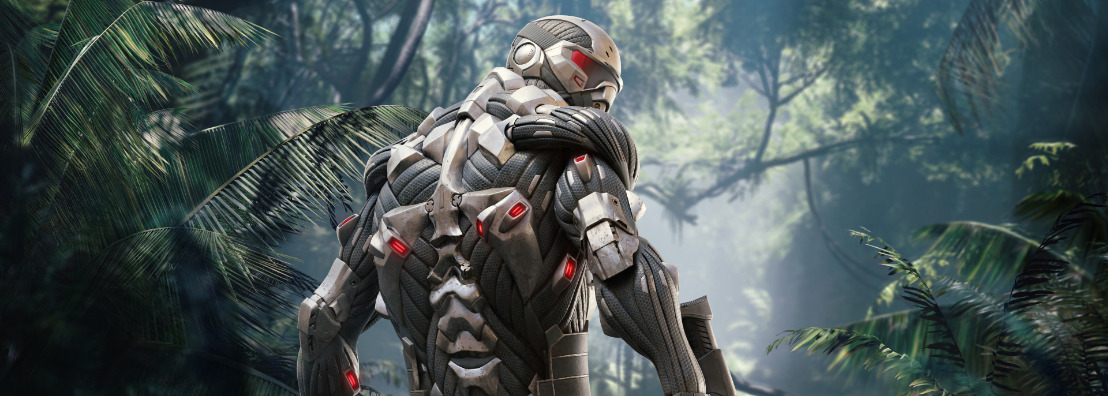Crysis Remastered Out Now on Nintendo Switch!