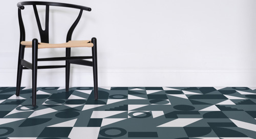 Flooring created to celebrate Bauhaus centenary