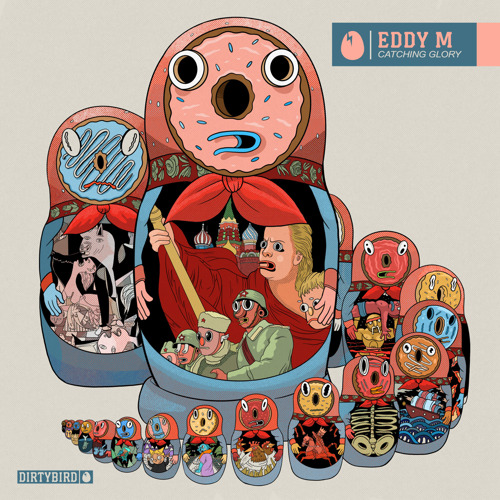 Eddy M Returns to DIRTYBIRD With 'Catching Glory'