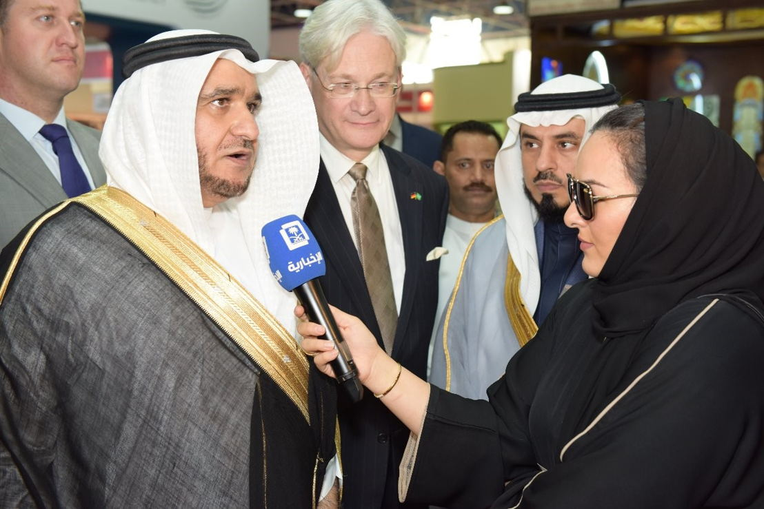 Opening at The Big 5 Saudi 2018