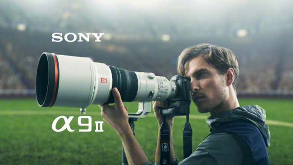 Preview: Sony Electronics Introduces the Alpha 9 II with Enhanced Connectivity and Workflow for Professional Sports Photographers and Photojournalists