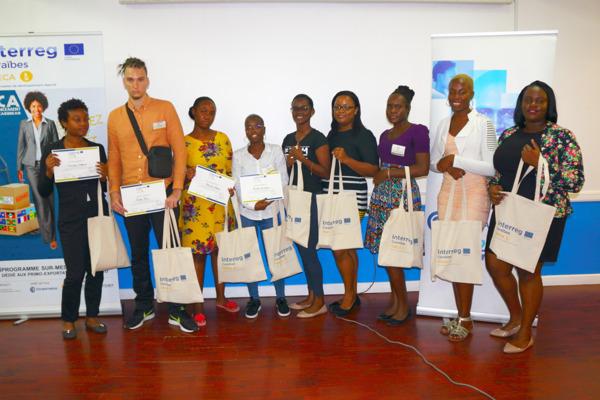 Preview: Cinq étudiantes entrepreneures de l'OECS se qualifient pour la finale du TEECA Caribbean Entrepreneurship Challenge