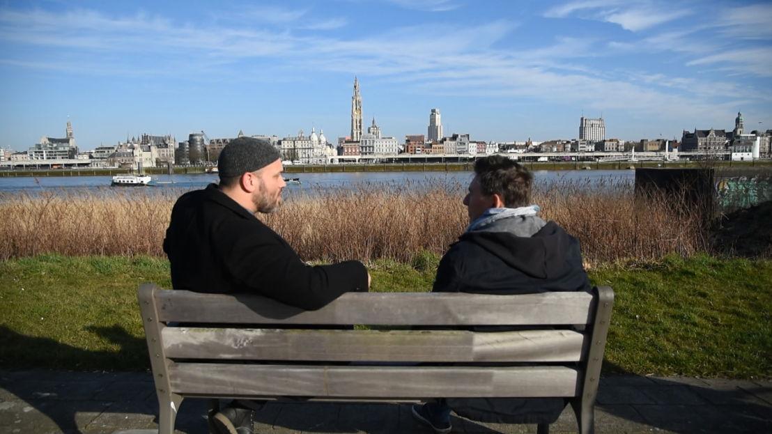 Panorama : Mijn Jihad - Rudi Vranckx en Sulayman van Ael - (c) VRT