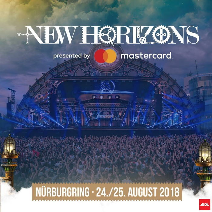 Preview: With Hardwell and Marshmello, NEW HORIZONS Festival commits two of the top ten artists of the international DJ Top 100 for 2018!