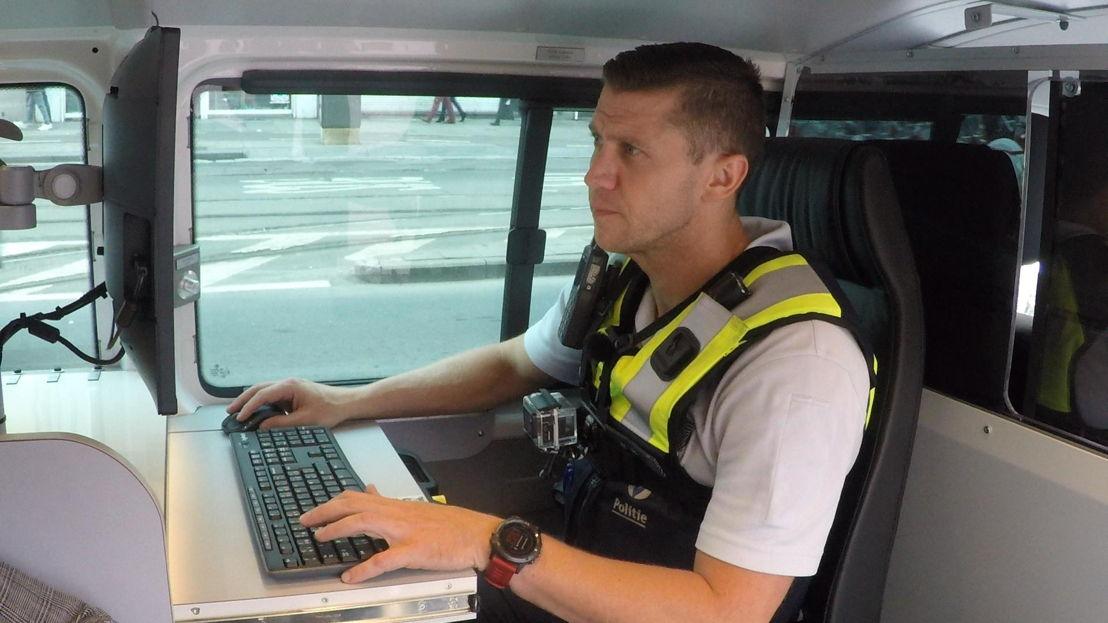 Politie 24/7, vanaf 5 februari (c) VRT