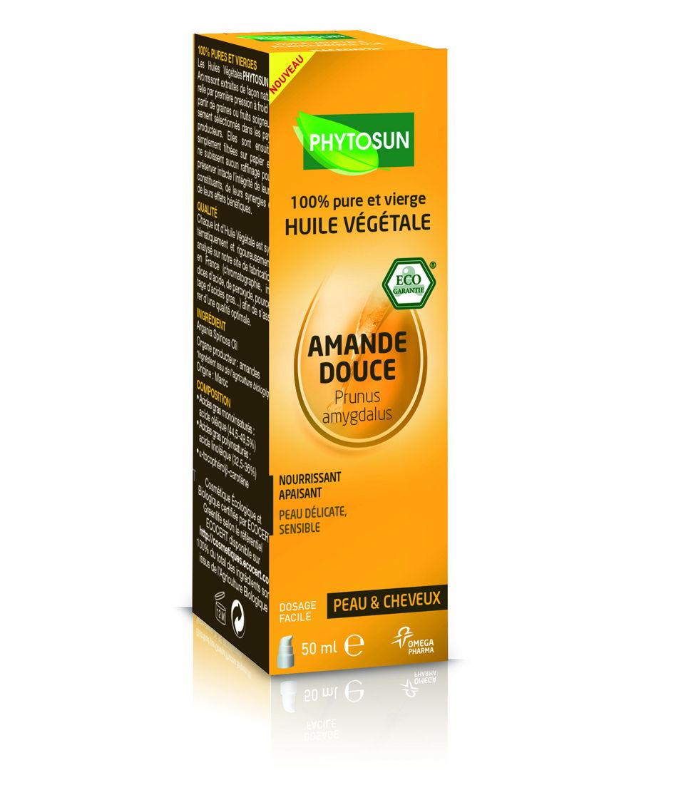 Amande douce Phytosun - 13,90 €