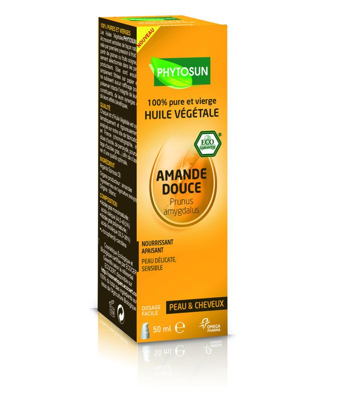 Prenez soin de votre peau avec les huiles végétales Phytosun !