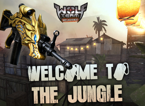 Wolf Team: Enter the Jungle!