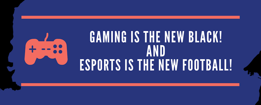 persbericht: Gaming is the New Black!