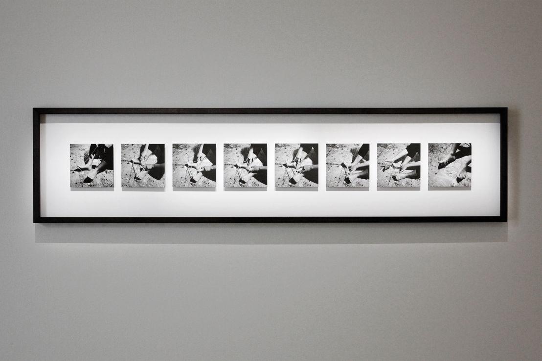 Exposition Twisted Strings. Vue sur les oeuvres de Katrien Vermeire <br/>Foto (c) 2016 KK / www.document-architecture.com